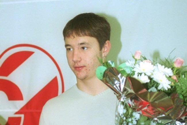 Ilya Kovalchuk, hockey player