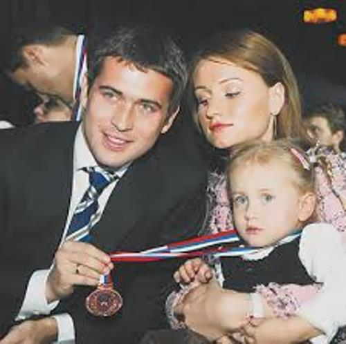 kerzhakov daughter