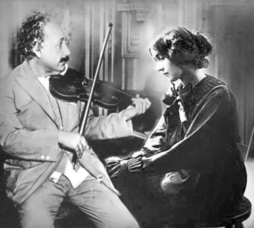 Margarita Konenkova Einsteins last love
