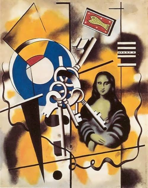 leger painting