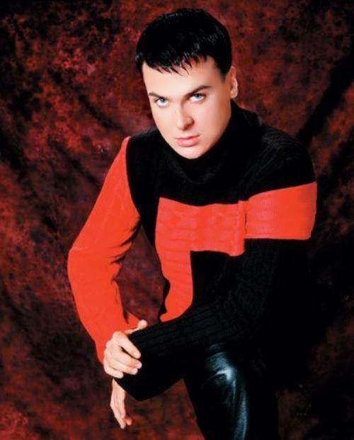 Russian singer Yulian