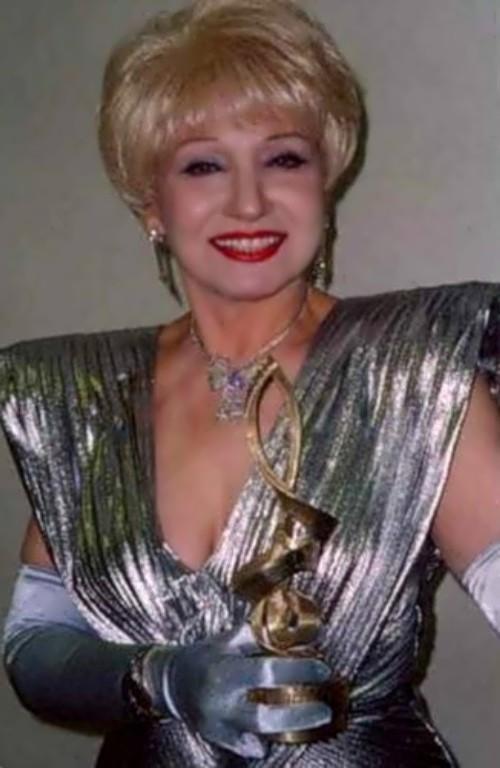 Vedishcheva Aida singer