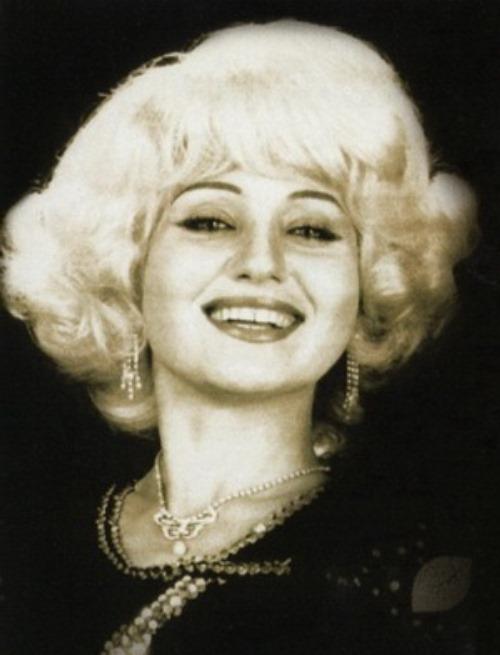 Aida Vedishcheva Soviet singer