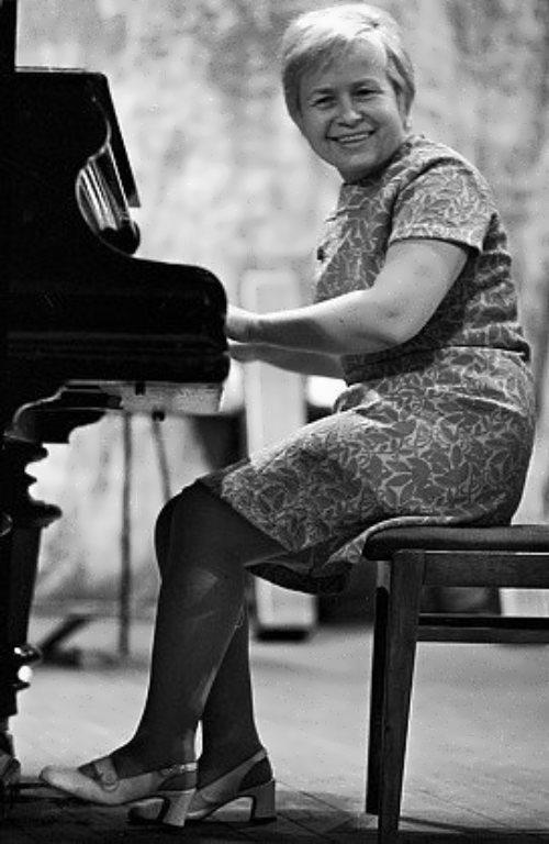 Pakhmutova Aleksandra composer
