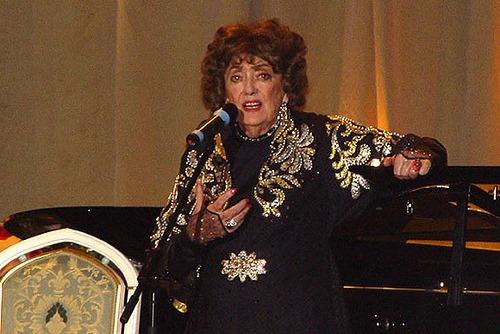Bayanova Alla romance singer