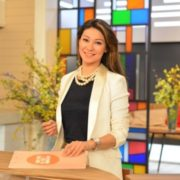 Marina Kim, TV presenter