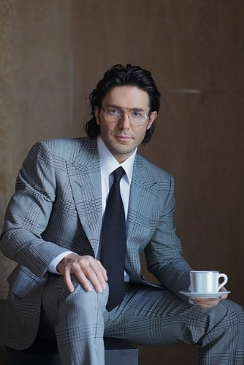 A. Malakhov famous TV presenter
