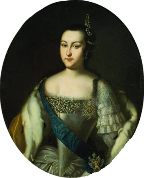 Anna Leopoldovna- Ruler of the Russian Empire