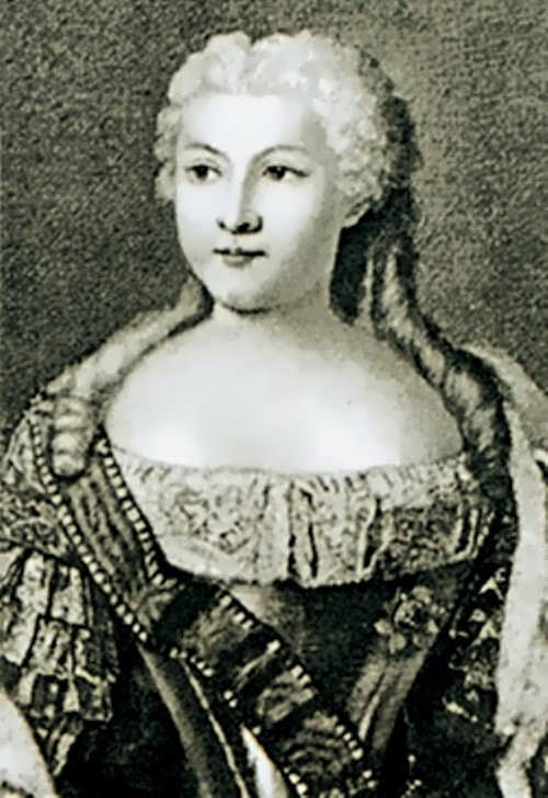Anna Leopoldovna Ruler of the Russian Empire