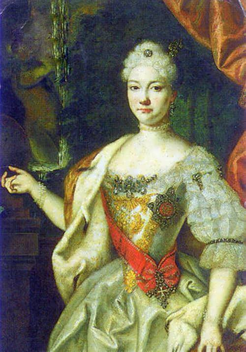 Anna - Ruler of the Russian Empire