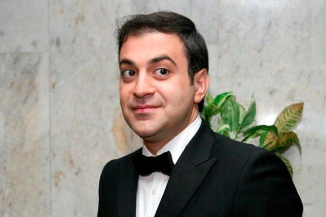 Garik Martirosyan, Armenian man on Russian TV