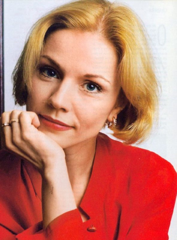 Marina Zudina, actress