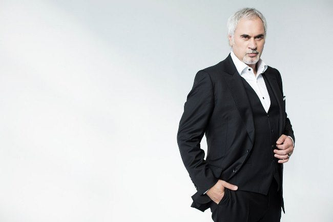 Valeriy Meladze, Russian singer from Georgia