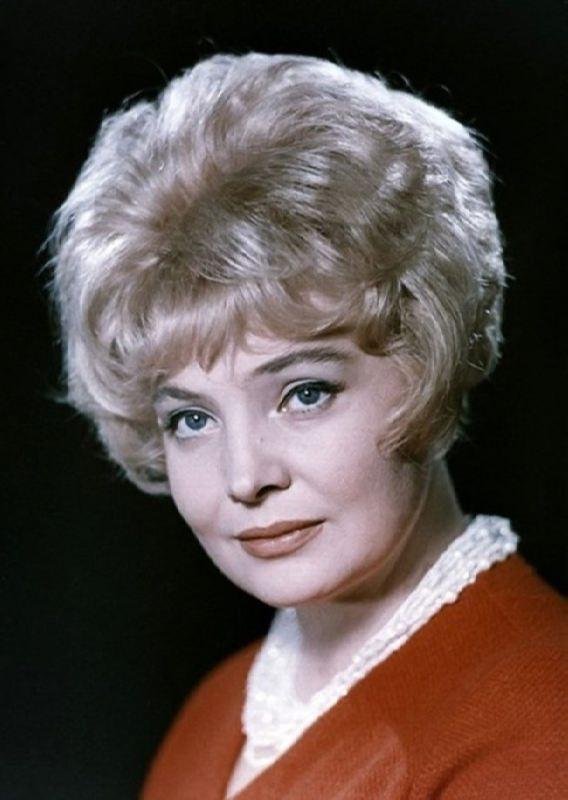 Tatiana Doronina, Soviet Russian actress