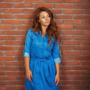 Lesya Yaroslavskaya, beautiful singer