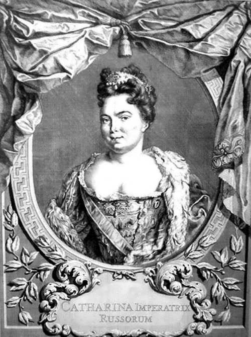 Russian empress Catherine
