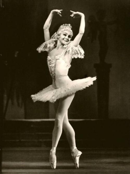 Maximova Ekaterina ballet dancer