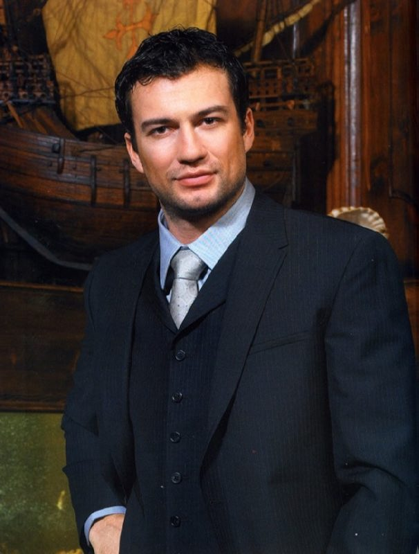 Andrei Chernyshev, Russian actor