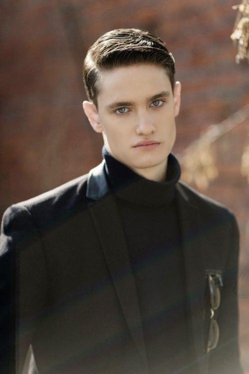 Fabulous male model Vladimir Averyanov