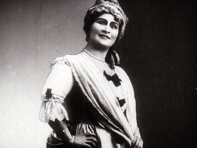 Nadezhda Obukhova, one of the best opera voices