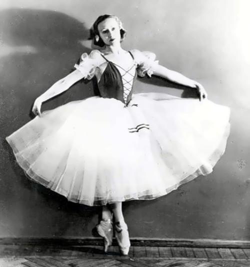 ulanova famous dancer