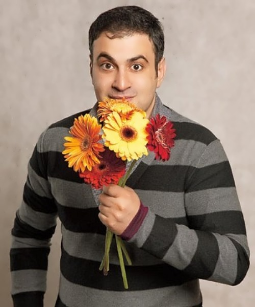 Garik Martirosyan Armenian man on Russian TV