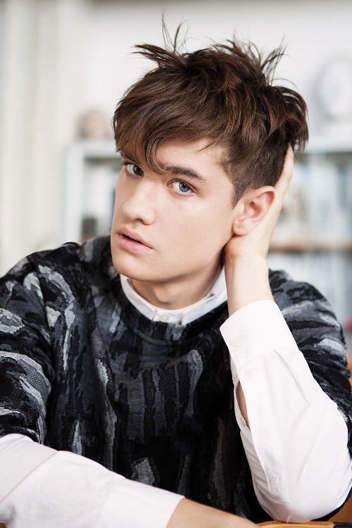 Incredible male model Vladimir Averyanov