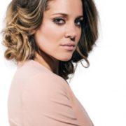 Margarita Levieva, American actress