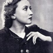Galina Ulanova, great Russian dancer
