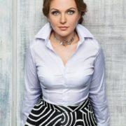Marina Devyatova, Russian folk singer