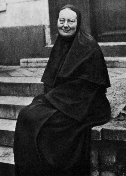 Skobtsova Maria rebel nun