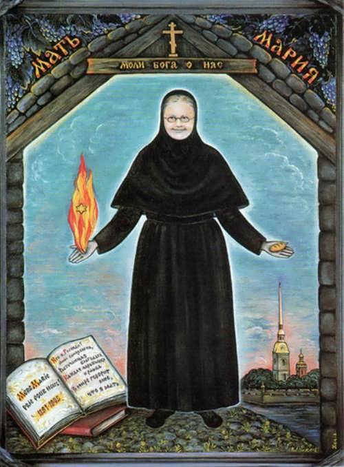 Skobtsova Maria rebel nun