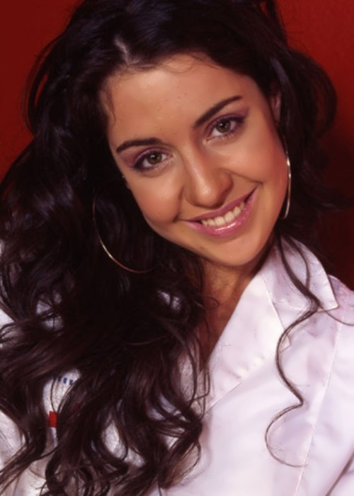 Maria Zaiceva pop singer