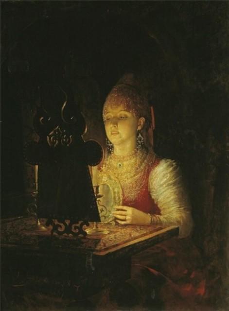 Novoskoltsev Alexander. Svetlana