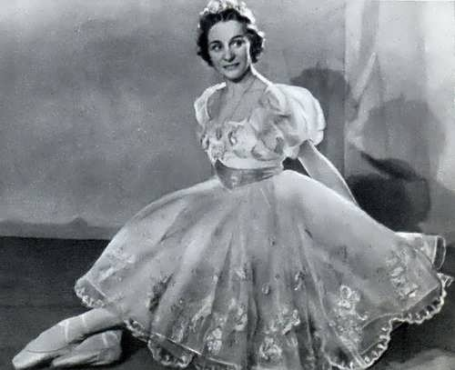 Olga Lepeshinskaya Stalins favourite ballerina