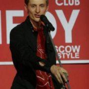 Pavel Volya – Stand-up Comic