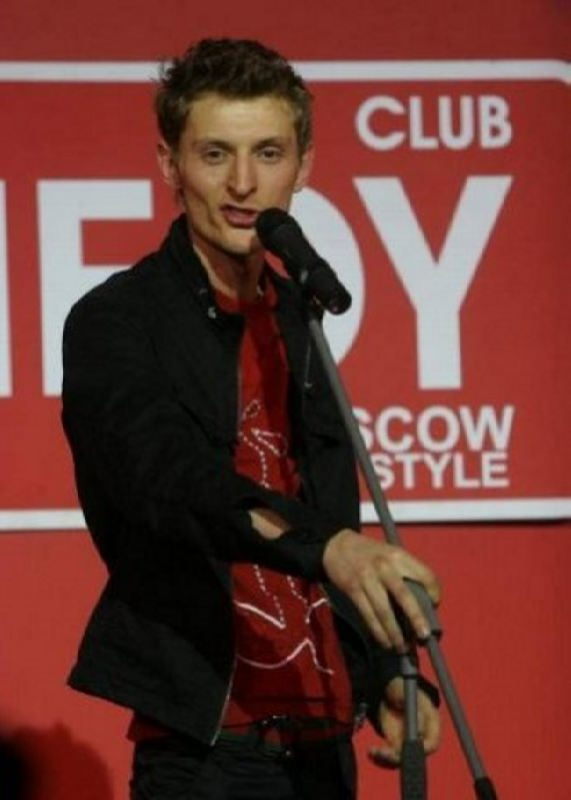 Pavel Volya – Stand-up Comic