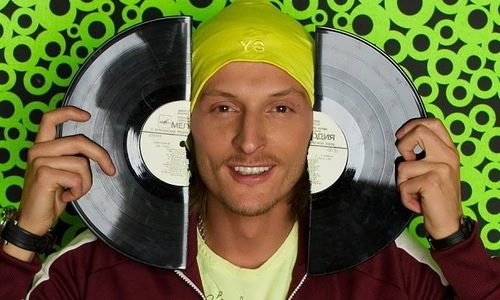 Pavel - Russian presenter, DJ, actor and singer