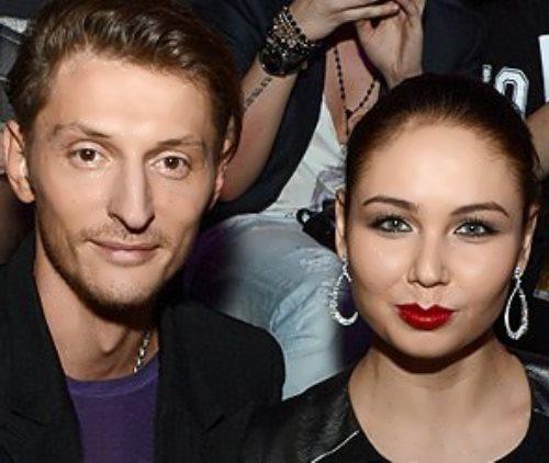 Pavel and his wife Laysan Utyasheva