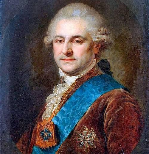 Stanislaw August Poniatowski