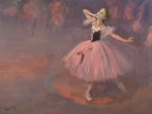 ulanova great ballerina