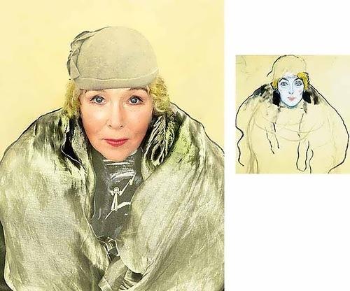 Vera Vasilyeva ekaterina rozhdestvenskaya