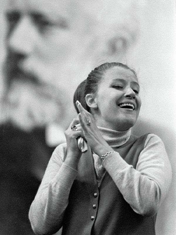 Elena Obraztsova, bright opera star