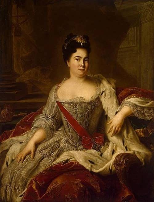 Jean Marc Nattie. Portrait of Catherine