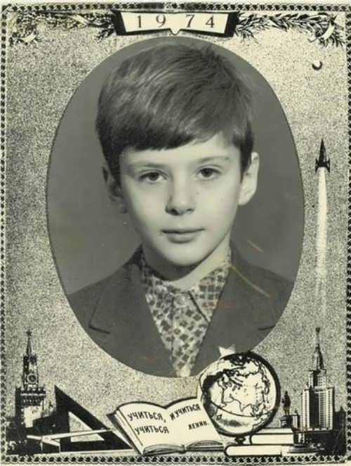 prokhorov childhood