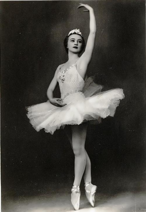 awesome ballerina ulanova