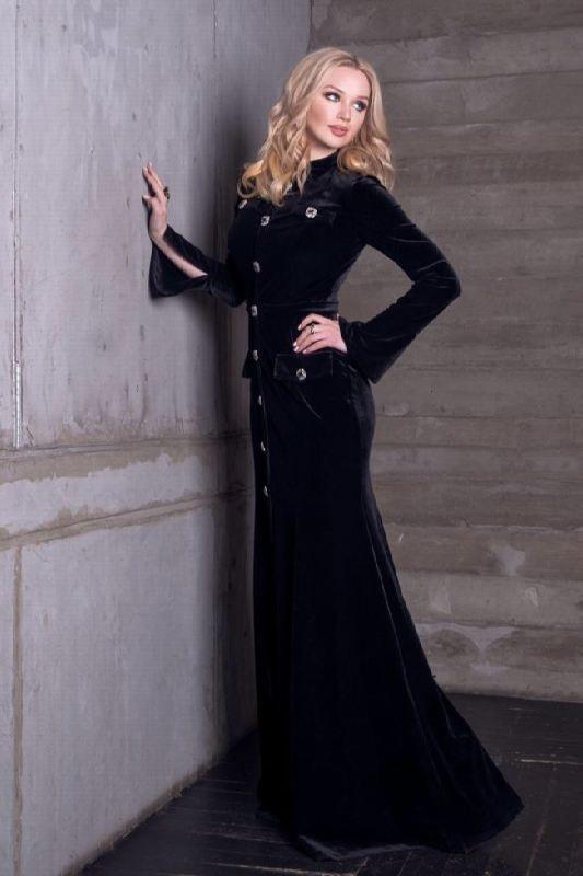 Oly Danka, model and TV presenter