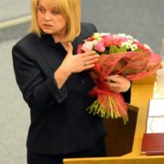 Ella Pamfilova, Russian politician
