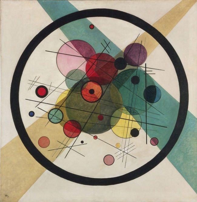 Vasiliy Kandinsky and his women