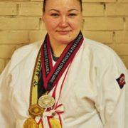 Oksana Chusovitina – great gymnast
